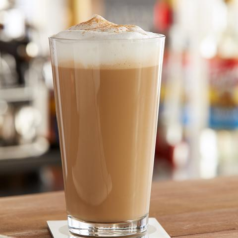 Sugar Free Peanut Butter Latte