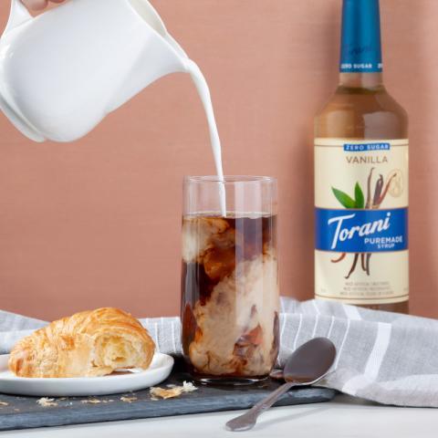 Zero Sugar Vanilla Brewed Coffee