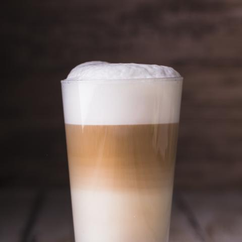 Peppermint Cappuccino