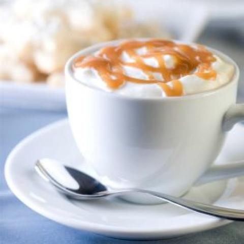 Sticky Candy Latte