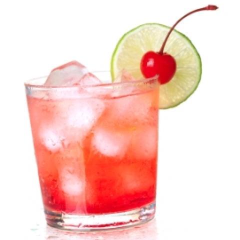 Cherry Gin Sling