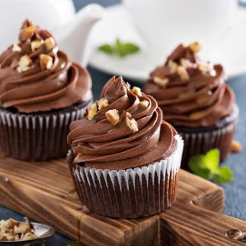 Chocolate Peppermint Frosting