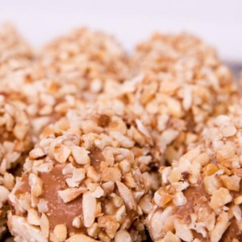 Brown Sugar Cinnamon Peanut Butter Bits