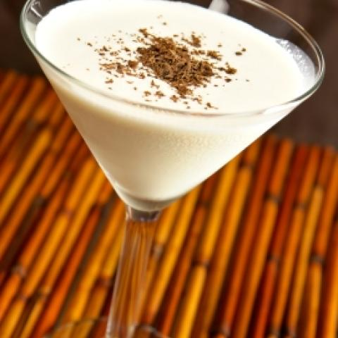 Torani Spiced White Russian