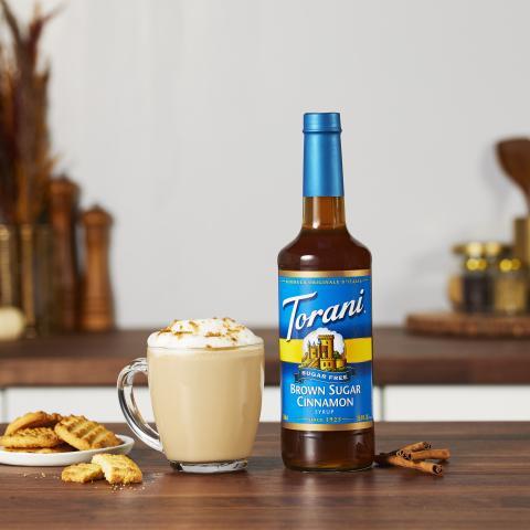 Sugar Free Brown Sugar Cinnamon Cappuccino