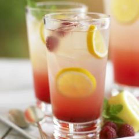 Cherry Lime Lemonade