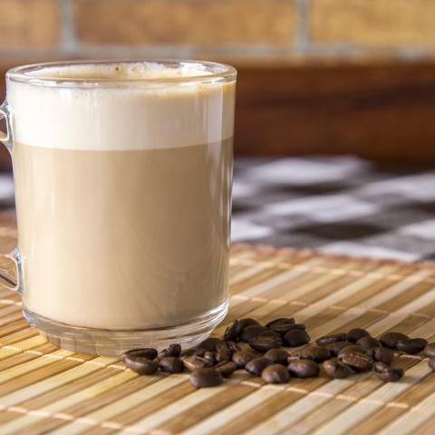 Sugar Free White Chocolate Cappuccino