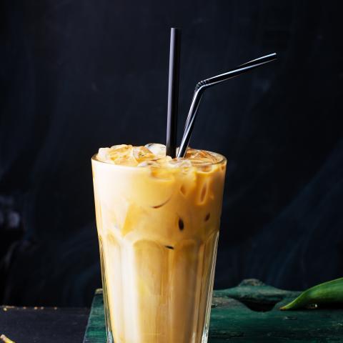 Tropical Oasis Milk Tea