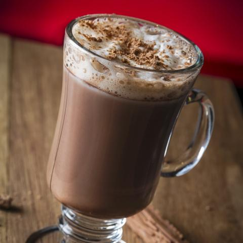 Sugar Free Chocolate Steamer