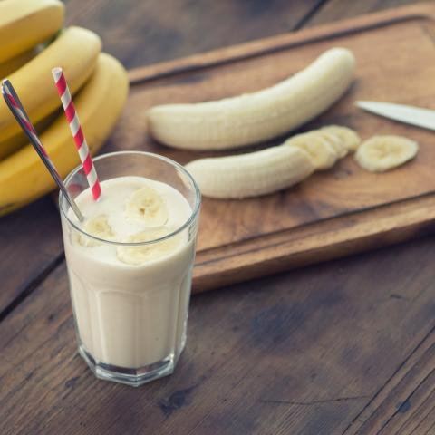 Banana Cream Pie Smoothie