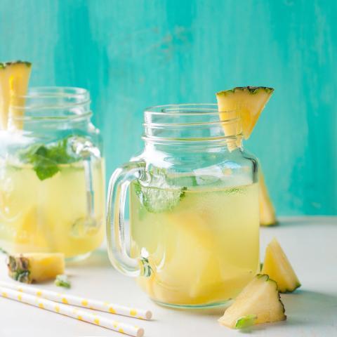 Livestrong Lemonade