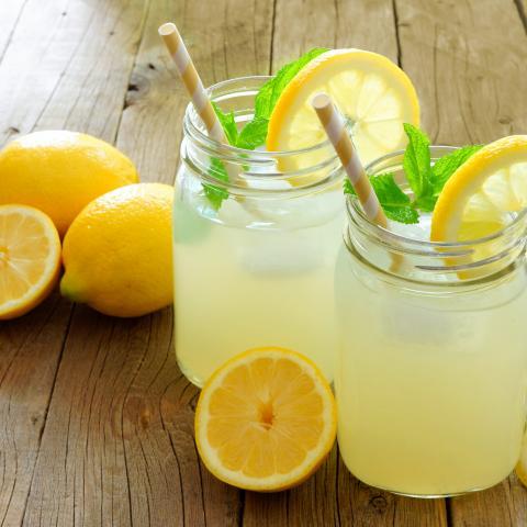 Coconut Lemonade