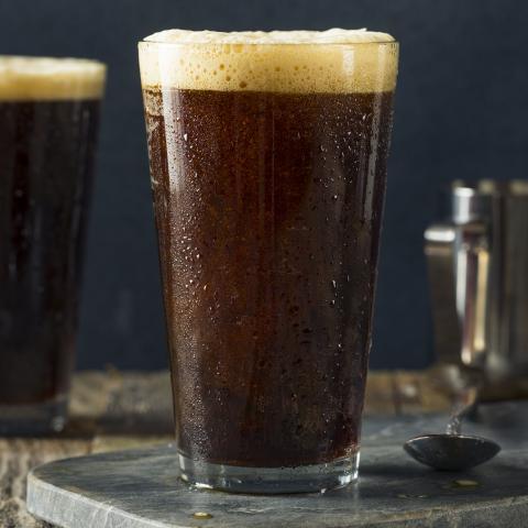 Sweet Sesame Nitro Cold Brew