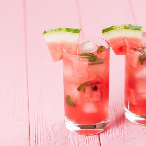 World Peace Watermelon Iced Tea