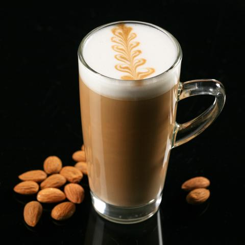 Sugar Free Almond Latte