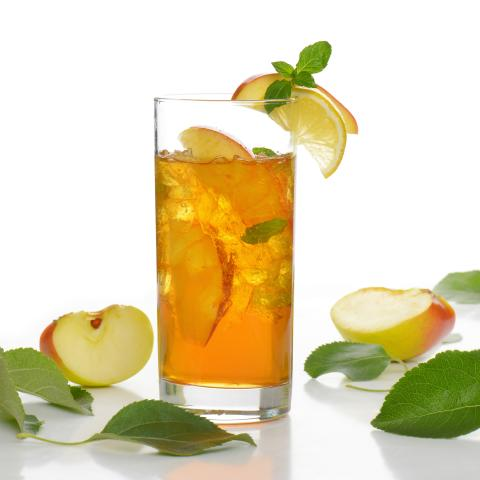 Green Apple Mint Tea