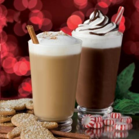 Sugar Free Frosted Gingerbread Latte