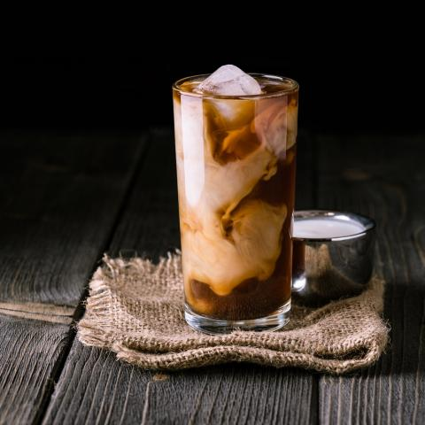 Iced Almond Roca® Latte