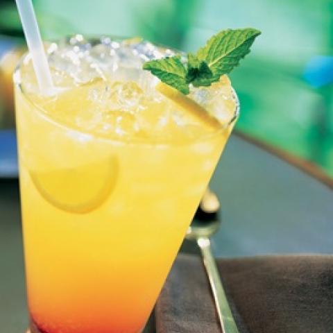 Light Orange Lemonade
