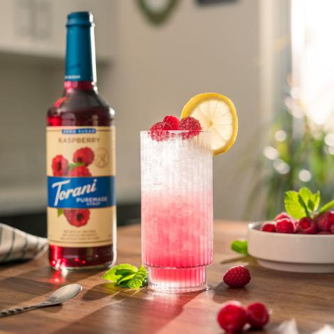 Lite Raspberry Hard Lemonade Seltzer