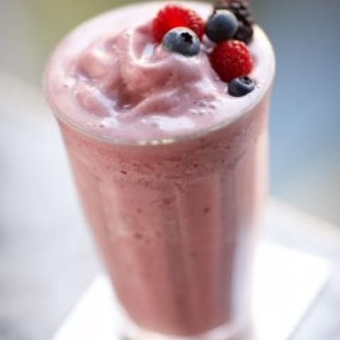 Real Fruit Greek Yogurt Smoothie