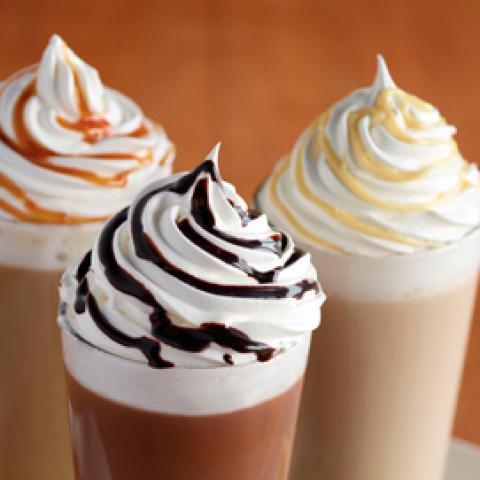 Coco-Caramel Peanut Mocha