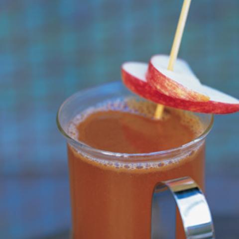 Skinny Candied Apple Cider