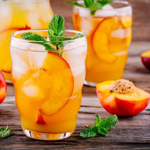 Caribbean Lemonade Tea