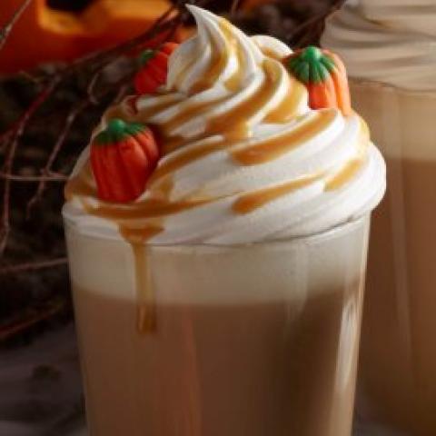 Sugar Free Pumpkin Whipped Cream