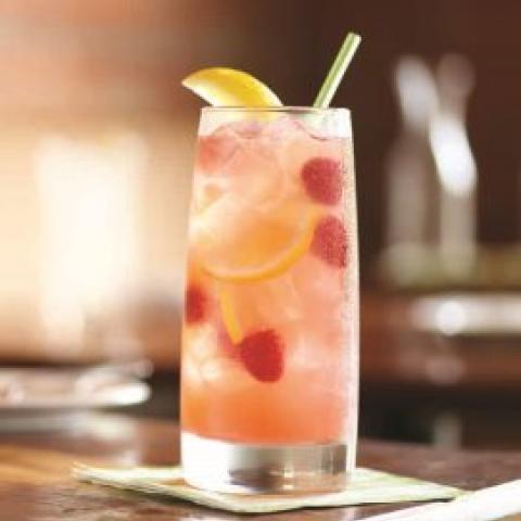 Light Raspberry Lemonade