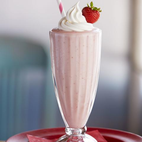 Watermelon Firecracker Shake