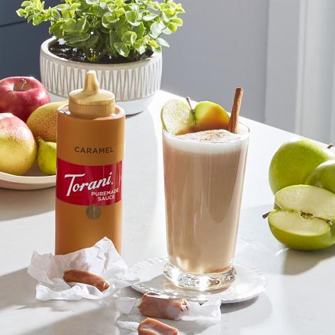Puremade Caramel Apple Latte