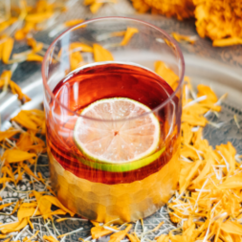 Tequila Pomegranate Cocktail