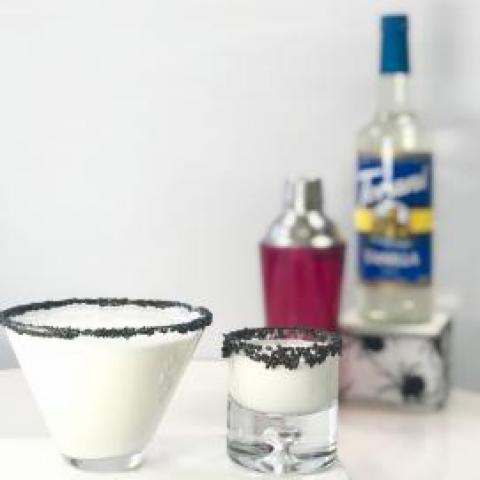 The Melted Ghost Cocktail