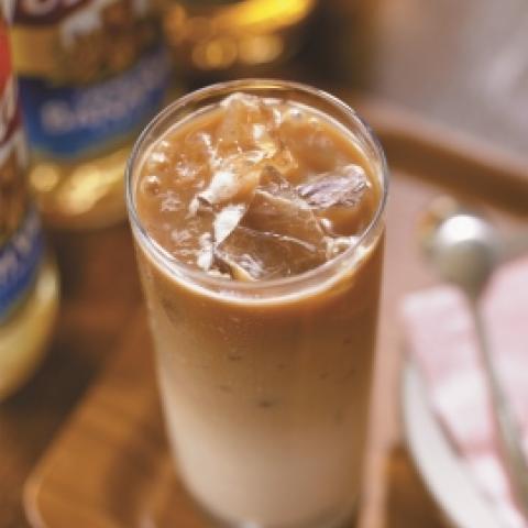 Iced Sugar Free Irish Cream Latte