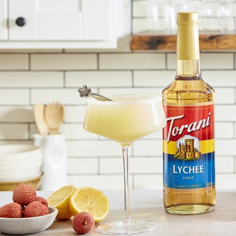Lychee Lemon Drop