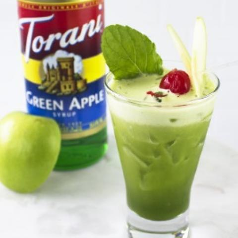 Green Dragon Mocktail