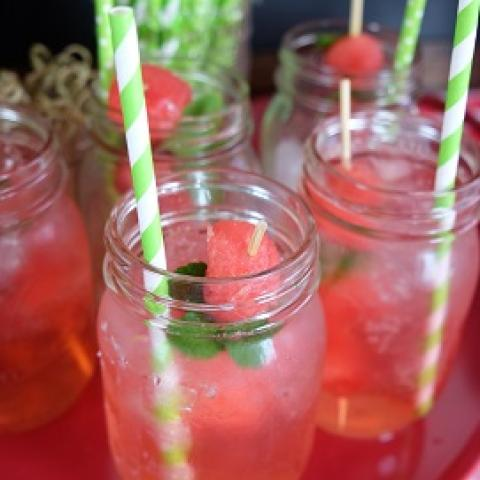 Watermelon Soda (Batched)