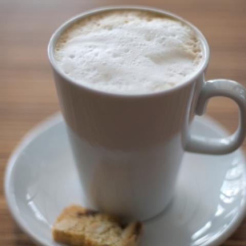 Sugar Free Chocolate Macadamia Nut Cappuccino