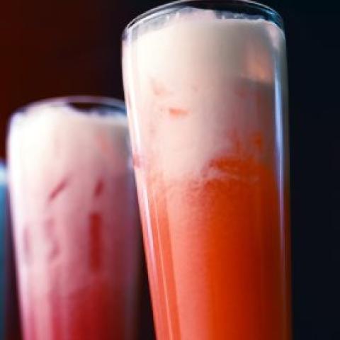 Skinny Raspberry Cream Soda
