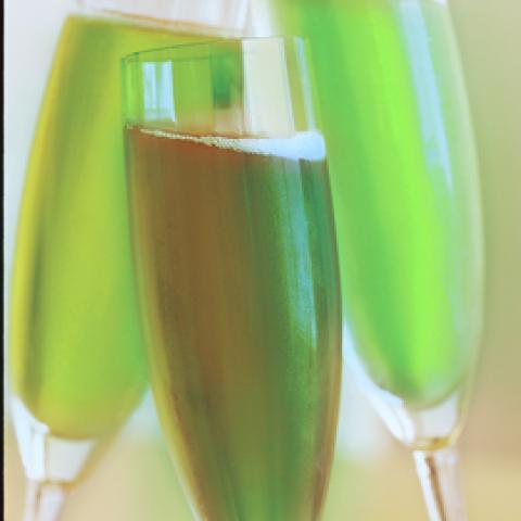 Sparkling Emerald