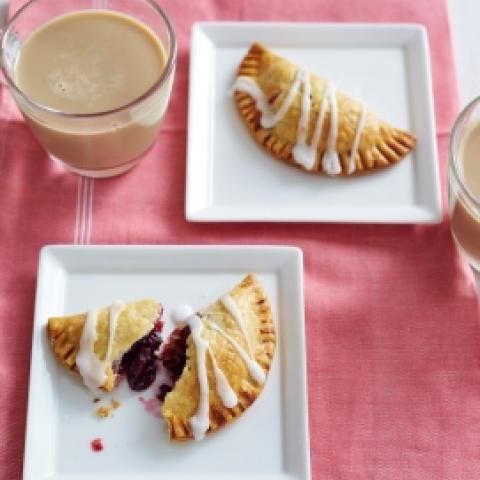 Cherry Amaretto Hand Pies