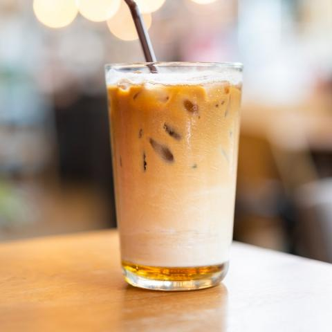Iced Brown Sugar Cinnamon Latte