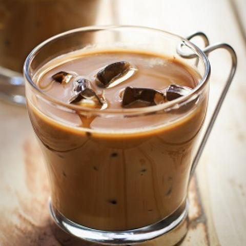 Iced Sugar Free Coffee Latte