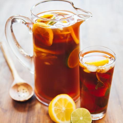 Kiwi Iced Tea