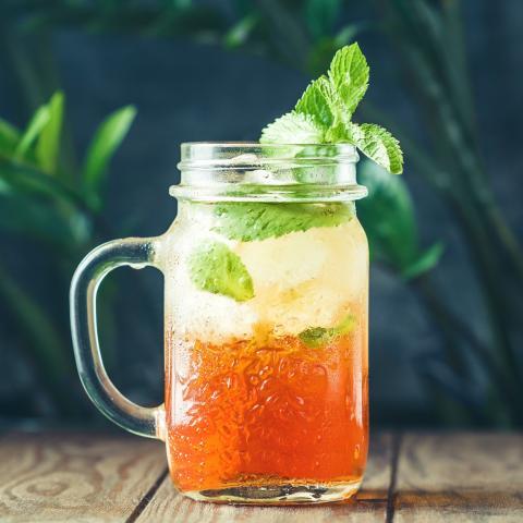 Huckleberry Refresher