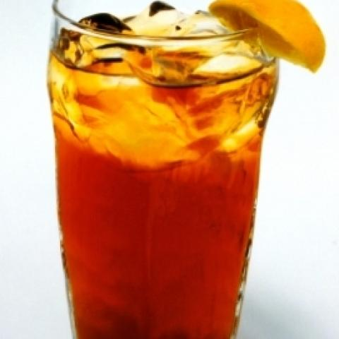 Orange Blossom Iced Tea