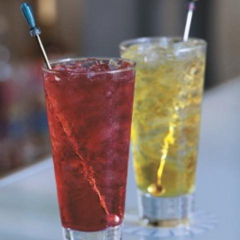 Sugar Free Coconut Strawberry Soda