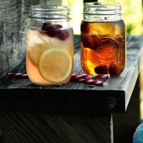 Bramble Berry Iced Tea