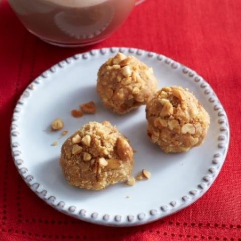 Torani Peanut Butter Cookie Balls